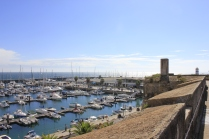 Cascais harbour