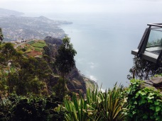 The view from Cabo Girao