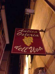 Our favourite restaurant in La Spezia