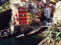 Cinque Terre - just colourful