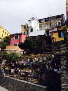 Colurful houses everywhere