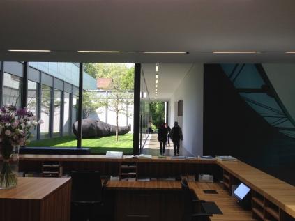 Museum ´Folkwang´ from inside