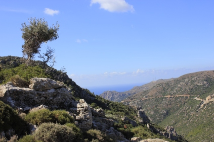 Hiking tour from Azogires