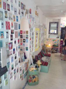 Creative shops