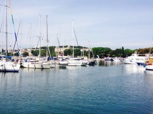 One of the harbours