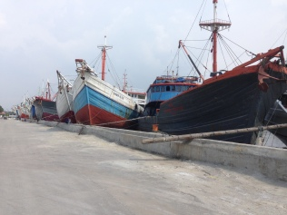 Sailing Cargo Harbour