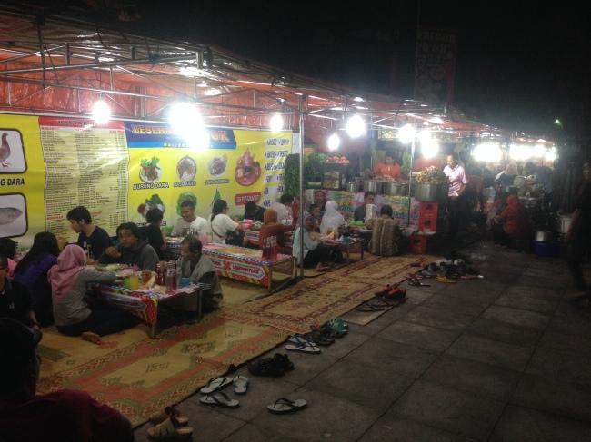 Street food on Malioboro