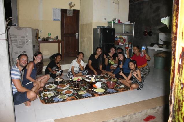 Homestay Adisiya family