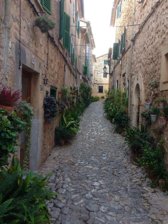 Tiny streets